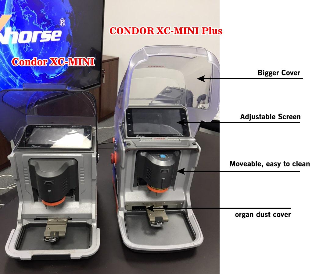 CONDOR XC-MINI Plus