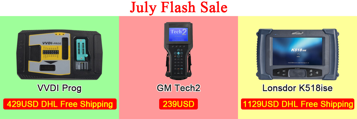 july flash sale