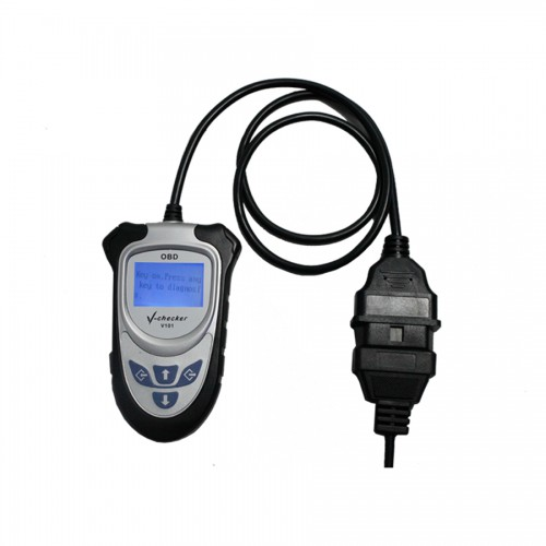 V-CHECKER VCHECKER V101 OBD2 Code Reader Without CAN BUS Free Shipping