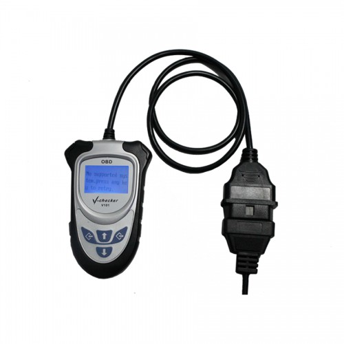 English V-CHECKER VCHECKER V101 OBD2 Code Reader Without CAN BUS