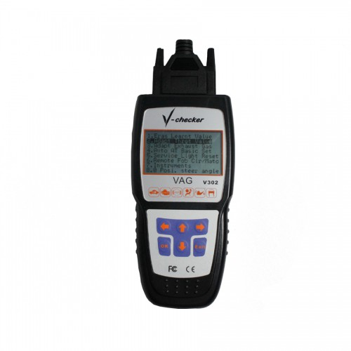 Russia Version V-CHECKER VCHECKER V302 VAG Professional CANBUS Code Reader