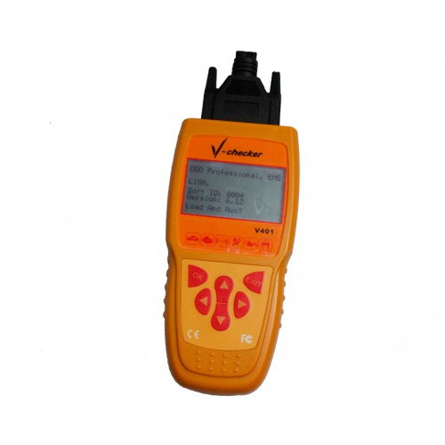 V-CHECKER V401 for BMW Diagnostic Tool Spanish Version