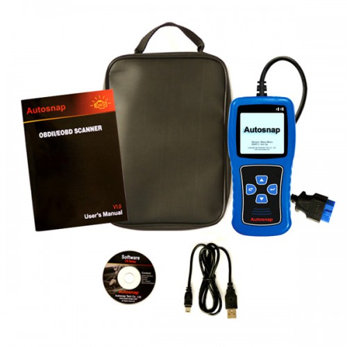 Autosnap CR802 OBDII EOBD hand-held Code Scanner