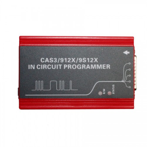 CAS3/912X/9S12X IN CIRCUIT PROGRAMMER Fast shipping