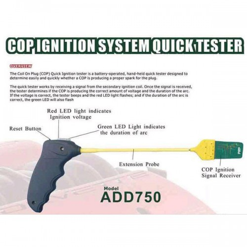 COP Ignition Quickly Tester ADD750
