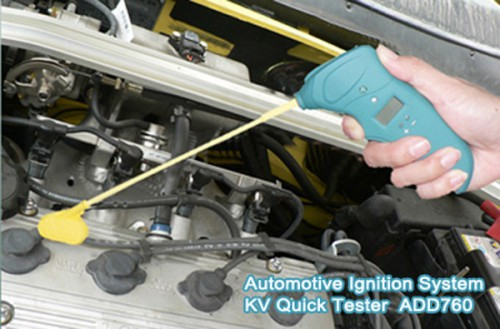 Ignition System KV Quick Tester ADD760