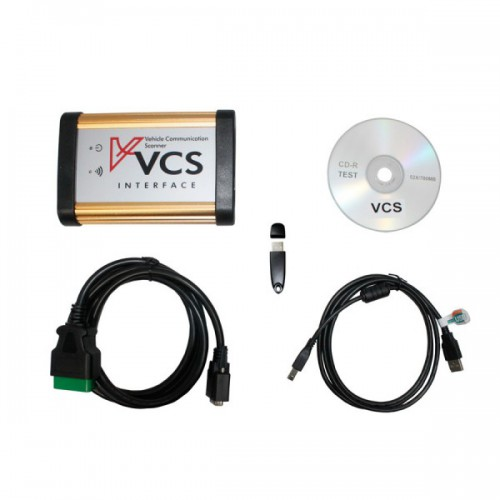 VCS Vehicle Communication Scanner Interface Bluetooth Version