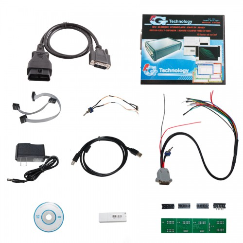 FGTech Galletto 2-Master EOBD2 New Add BDM Function