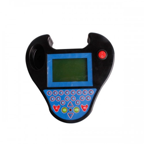 (Ship from US/UK) Mini Type Smart Zed-Bull Zedbull Key Programmer Black Color No Tokens Limitation