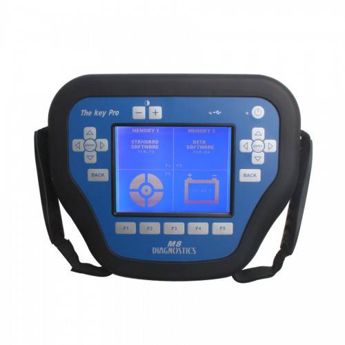 (Last 5 units) The Key Pro M8 with 800 Tokens Auto Key Programmer Tool Online Update