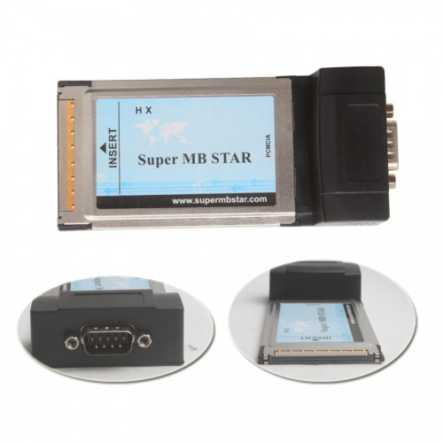 Original Super Mb Star C3 V2018.3 for MB Cars and Trucks Updated by Internet