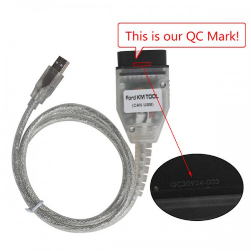 OBD2 KM Tool CAN BUS Update Online
