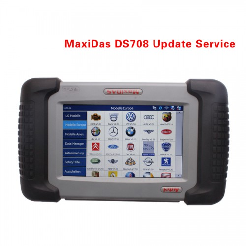 Original Autel MaxiDAS® DS708 Update Service Special for USA and Canada