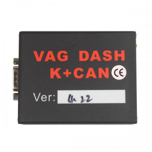 V-A-G DASH K+CAN V4.22 Free Shipping
