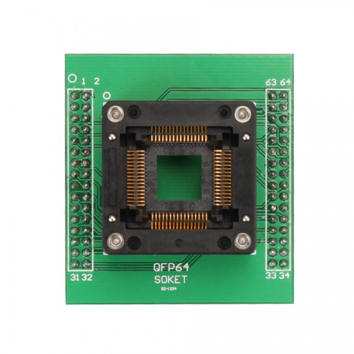 SDP-908AZ-64Q Programmer Socket Adapter