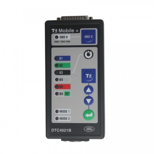 T4 Mobile Plus Diagnostic System For Land Rovers User Configurable Printer