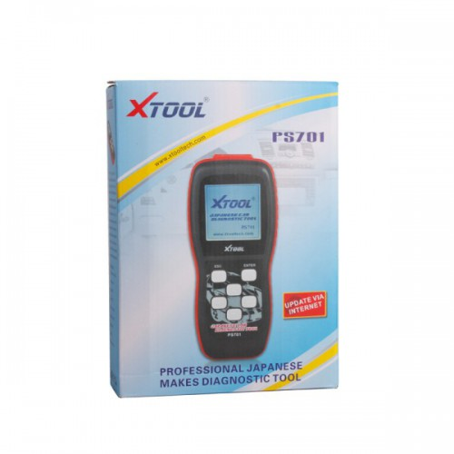 PS701 JP diagnostic tool English Fast Shipping