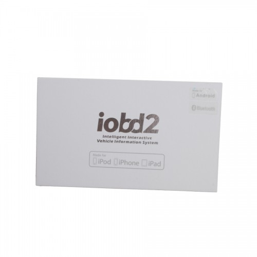 (US Ship No Tax) iOBD2 Bluetooth OBD2 EOBD Auto Scanner For iPhone/Android By Bluetooth