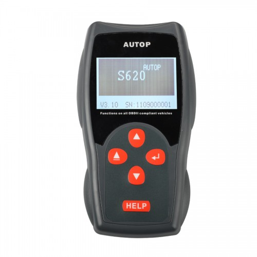 AUTOP S620 OBDII EOBD Code Reader Scanner Free Shipping