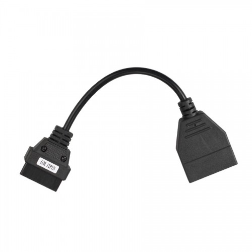 12pin to OBD1 OBD2 connector Cable for GM free shipping