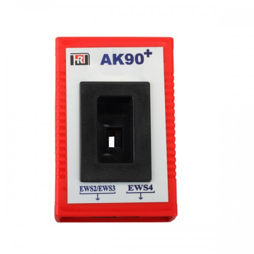 Original AK90+ Key Programmer V3.19 for all BMW EWS Add BMW CAS E/F KEY TOOL Function