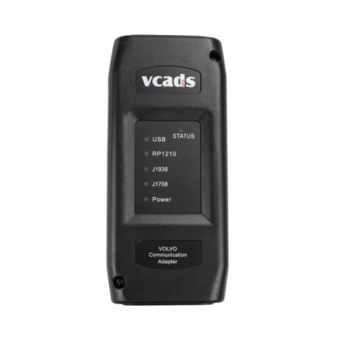 (US/UK Ship No Tax) V2.40 VCADS Pro Truck scanner for Volvo Truck Diagnostic Tool
