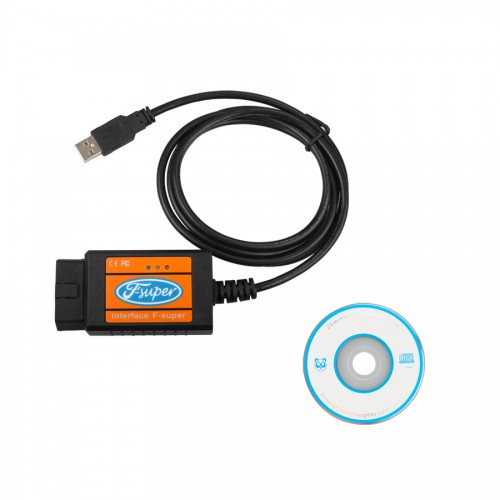 USB Scan Tool for Ford Scanner Free Shipping