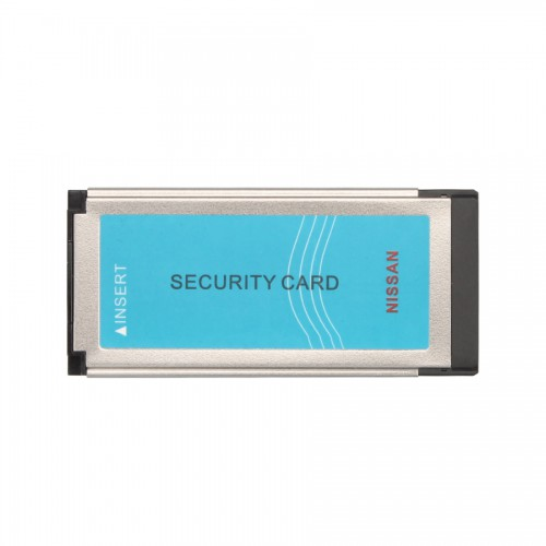 Consult 3 and Consult 4 for Nissan Security Card for Immobilizer Fit All Computer