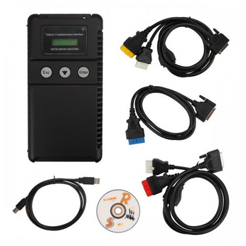 MUT-3 MUT3 for Mitsubishi diagnostic tool Newest software