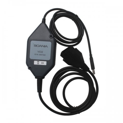 VCI 2 SDP3 V2.39 Diagnostic Tool For Scania Truck Newest Version without Dongle Multi-languages