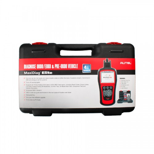 Autel Maxidiag Elite MD702 for 4 system update internet (US Local Shipping)