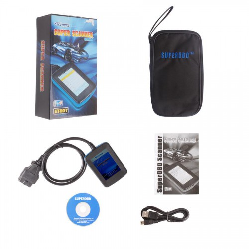 Super Scanner ET801Code Scanner for BMW