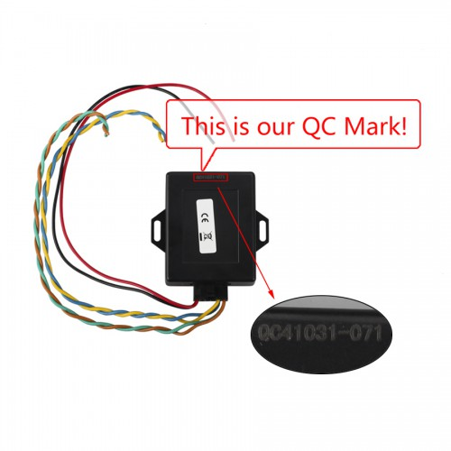 For bmw CIC retrofit adapter emulator,video in motion,navi,voice control activation support E9X,E6X