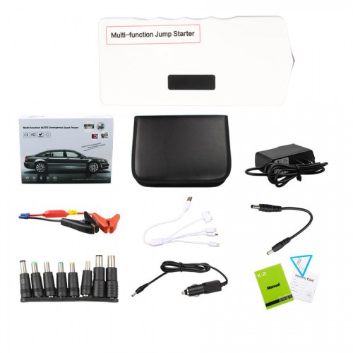 15000mAh Jump Start Emergency Charger for Mobile/Laptop/Car with Over-Load Protector