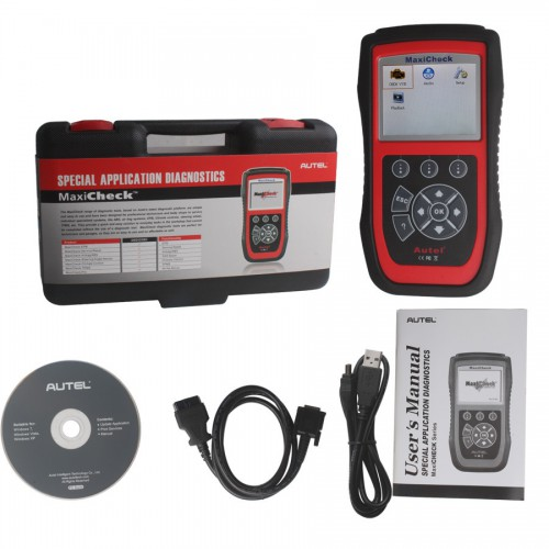 Autel MaxiCheck Airbag/ABS SRS Light Service Reset Tool Update Online (US Local Shipping)