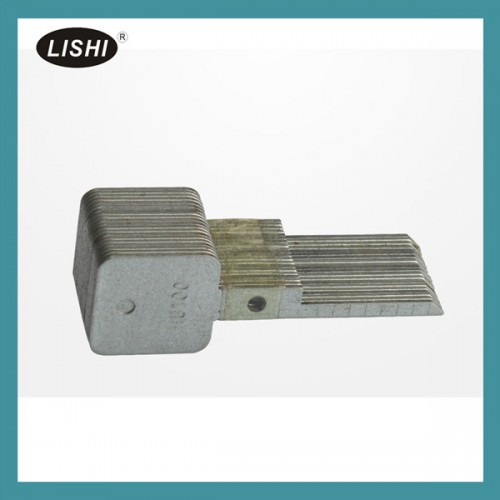 LISHI Decoder Picks HU100 2 IN 1 For New OPEL Last One Clearance Sale