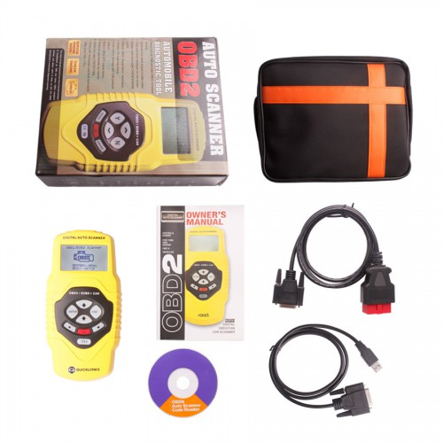 Auto Scanner OBDII EOBD JOBD Can Car Scanner T51 Online Update Support Multi-languages