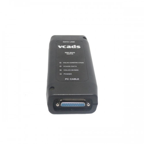 VCADS Pro 2.35.00 for Volvo Truck Diagnostic Tool with Multi language