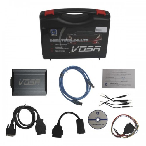 New Arrival VDSA-HDECU Diesel ECU Flashing Tool HDECU Truck Diagnosis Tool