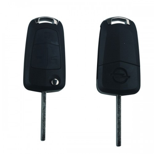 Remote Key Shell 3 Buttons for Opel Use for Original Board Size HU100 5pcs/lot