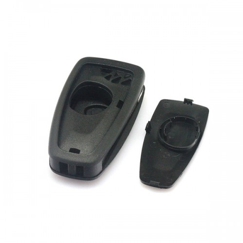 Ford Focus Folding Remote Shell 3 Buttons HU101 Blade (Black Color ) 5pcs/lot