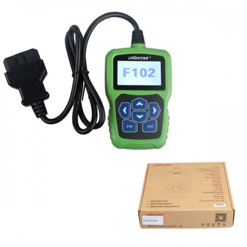 OBDSTAR Nissan/Infiniti Automatic Pin Code Reader F102 with Immobiliser and Odometer Function (USA Local Shipping)