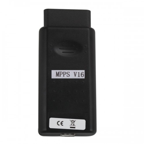 (US/UK Ship No Tax) MPPS V16.1.02 ECU Chip Tuning for EDC15 EDC16 EDC17 Inkl CHECKSUM Read And Write Memory