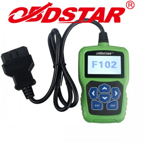 OBDSTAR Nissan/Infiniti Automatic Pin Code Reader F102 with Immobiliser and Odometer Function (US Ship No Tax)