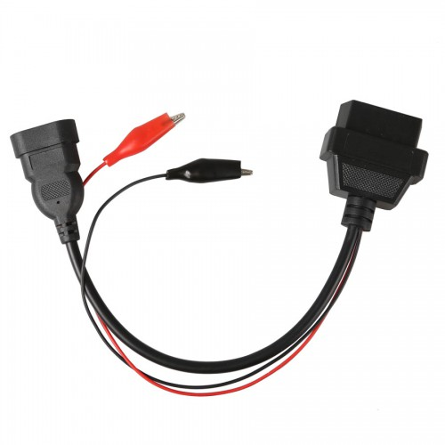 3pin Alfa Lancia to 16 Pin Diagnostic Cable for Fiat free shipping