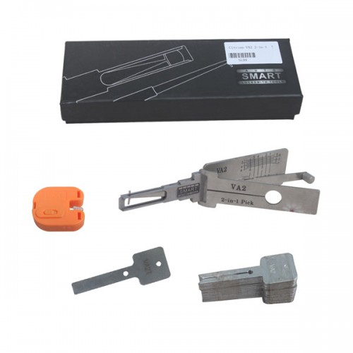 VA2 2-in-1 Auto Pick and Decoder for Citroen