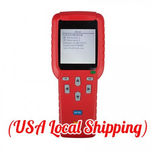 Original Xtool X100 PRO Auto Key Programmer X100+ Updated Version with EEPROM Adapter 2 Years Free Update (US Ship No Tax)
