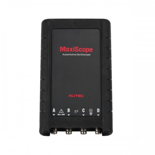 (US/UK Ship No Tax) Autel MaxiScope MP408 4 Channel Automotive Oscilloscope Basic Kit Works with Maxisys Tool