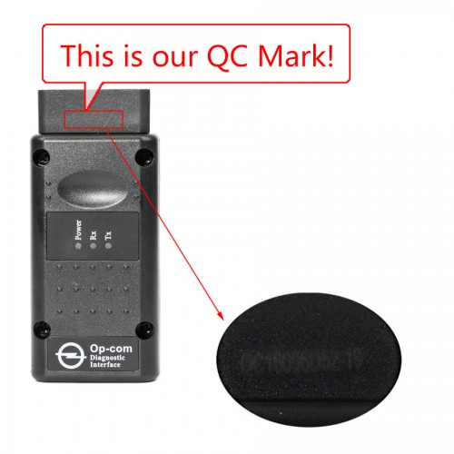 Opcom OP-Com 2014 V Can OBD2 Opel Firmware V1.45 with PIC18F458 Chip Support Firmware Update