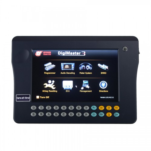 Yanhua Digimaster 3 Digimaster III Original Odometer Correction Master with 980 Tokens Update Online Get CAS4+ Software free
